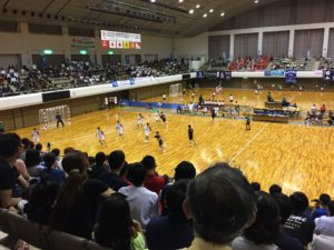 ハンドボールの全国大会