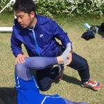 トレーナー体験記〜ラグビー編